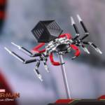 Hot Toys Spider Drone Set 008