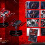 Hot Toys Spider Drone Set 012