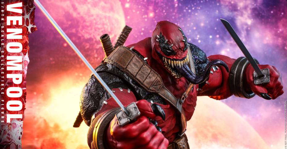 Hot Toys Venompool 019