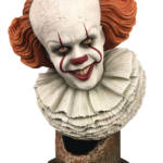 IT 2 LEGENDS IN 3D PENNYWISE BUST