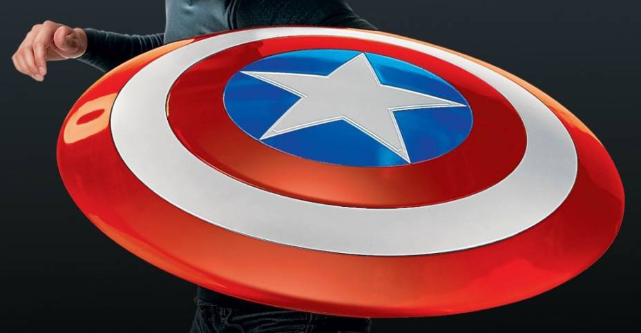 Marvel Legends Captain America Shield 001