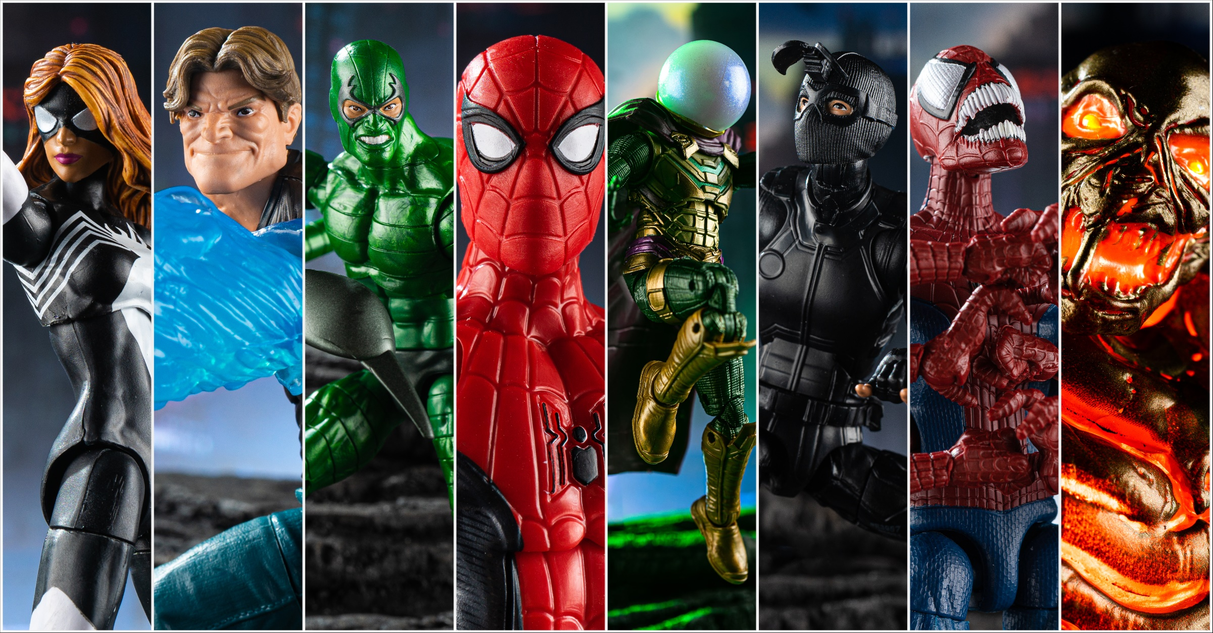Marvel Legends Far From Home 2