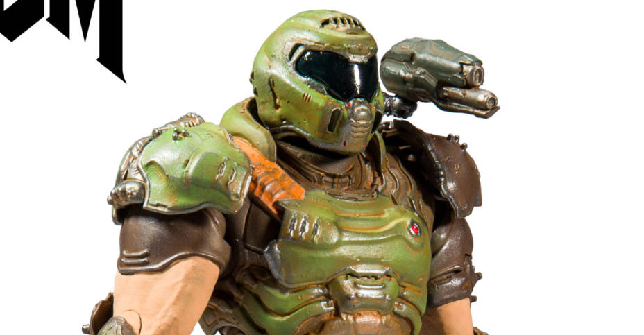 McFarlane Doom Slayer 003