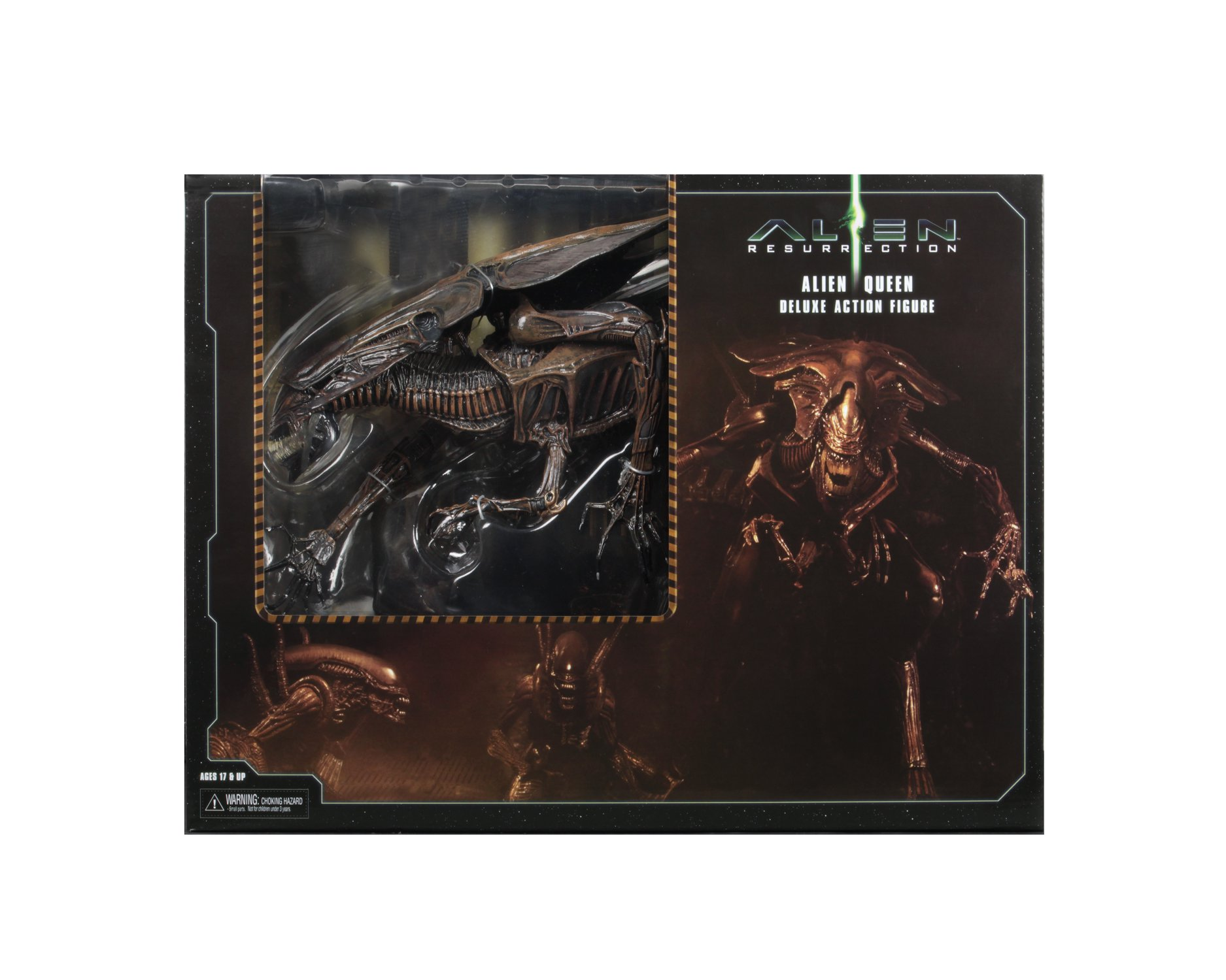 NECA Alien Resurrection Queen Packaging 001