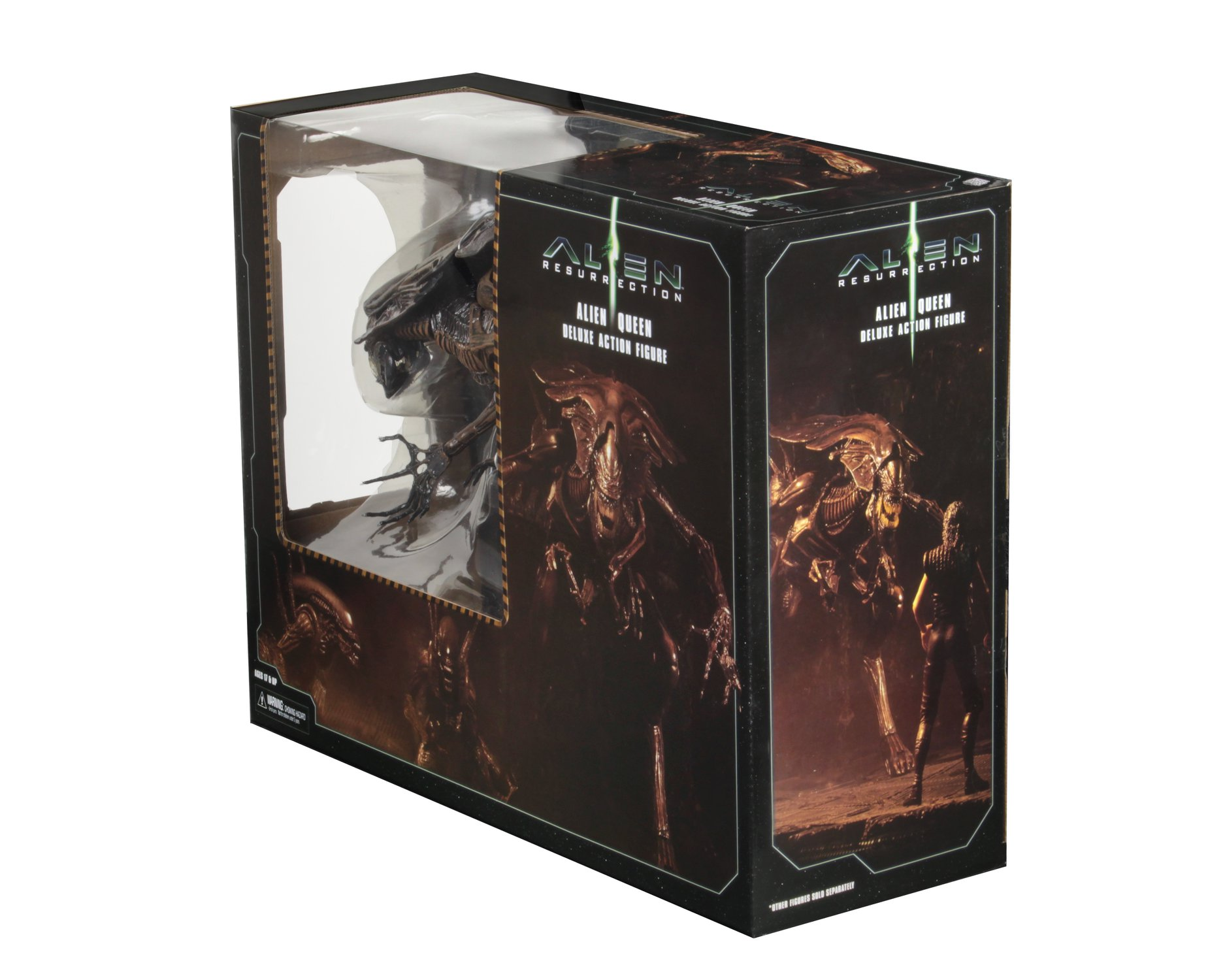 NECA Alien Resurrection Queen Packaging 002