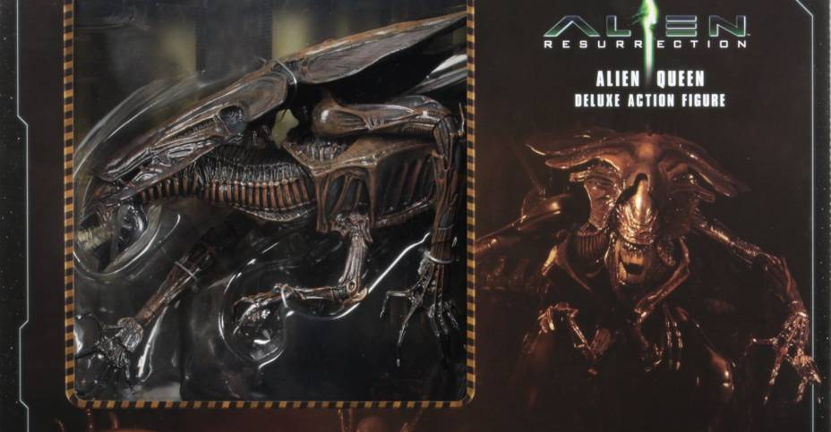 NECA Alien Resurrection Queen Released 001