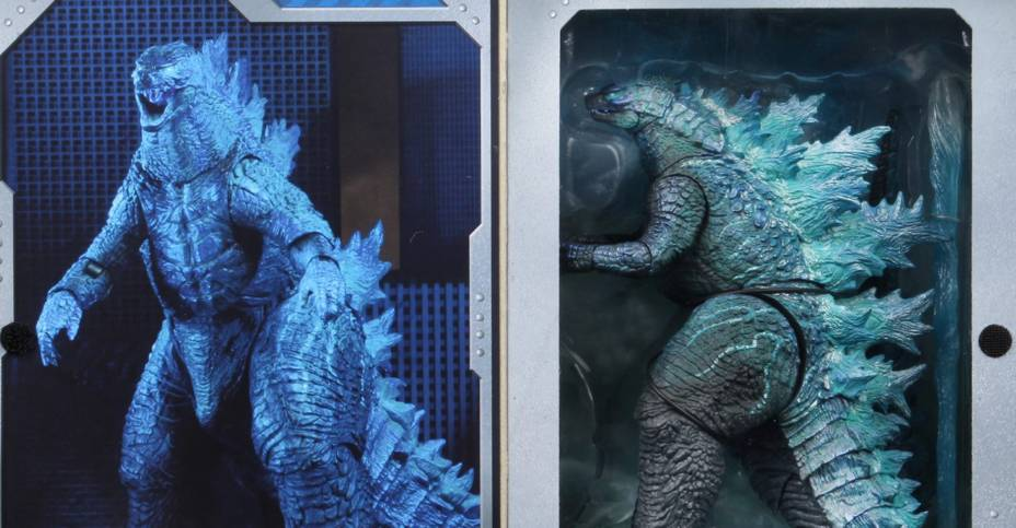 NECA Godzilla 2019 V2 Packaging 004