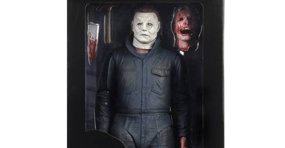 NECA Quarter Scale Michael Myers 001