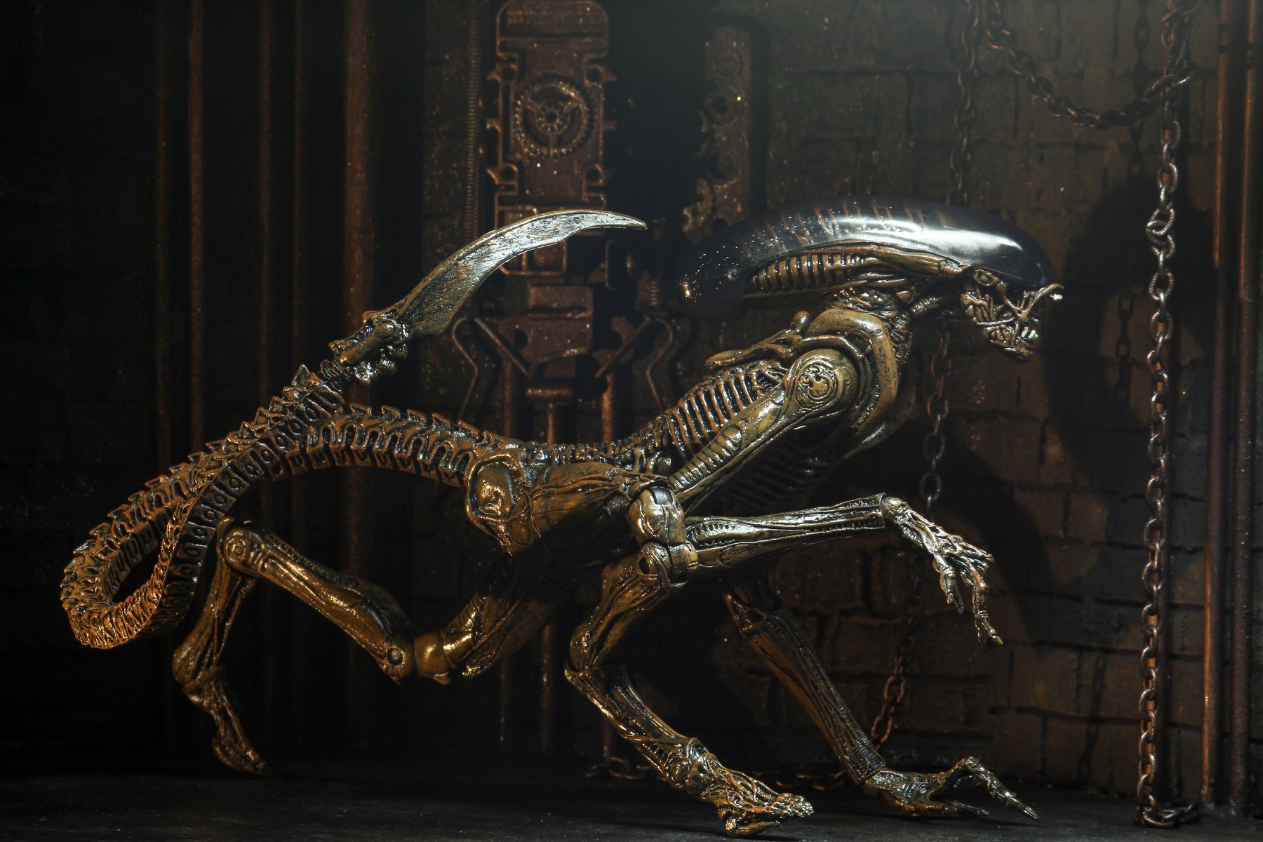 NECA Ultimate Dog Alien 012