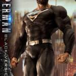 Prime 1 Black Suit Superman Statue 001