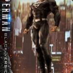 Prime 1 Black Suit Superman Statue 014