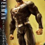 Prime 1 Black Suit Superman Statue 015