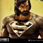 Prime 1 Black Suit Superman Statue 046