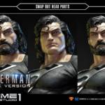 Prime 1 Black Suit Superman Statue 064