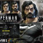 Prime 1 Black Suit Superman Statue 065