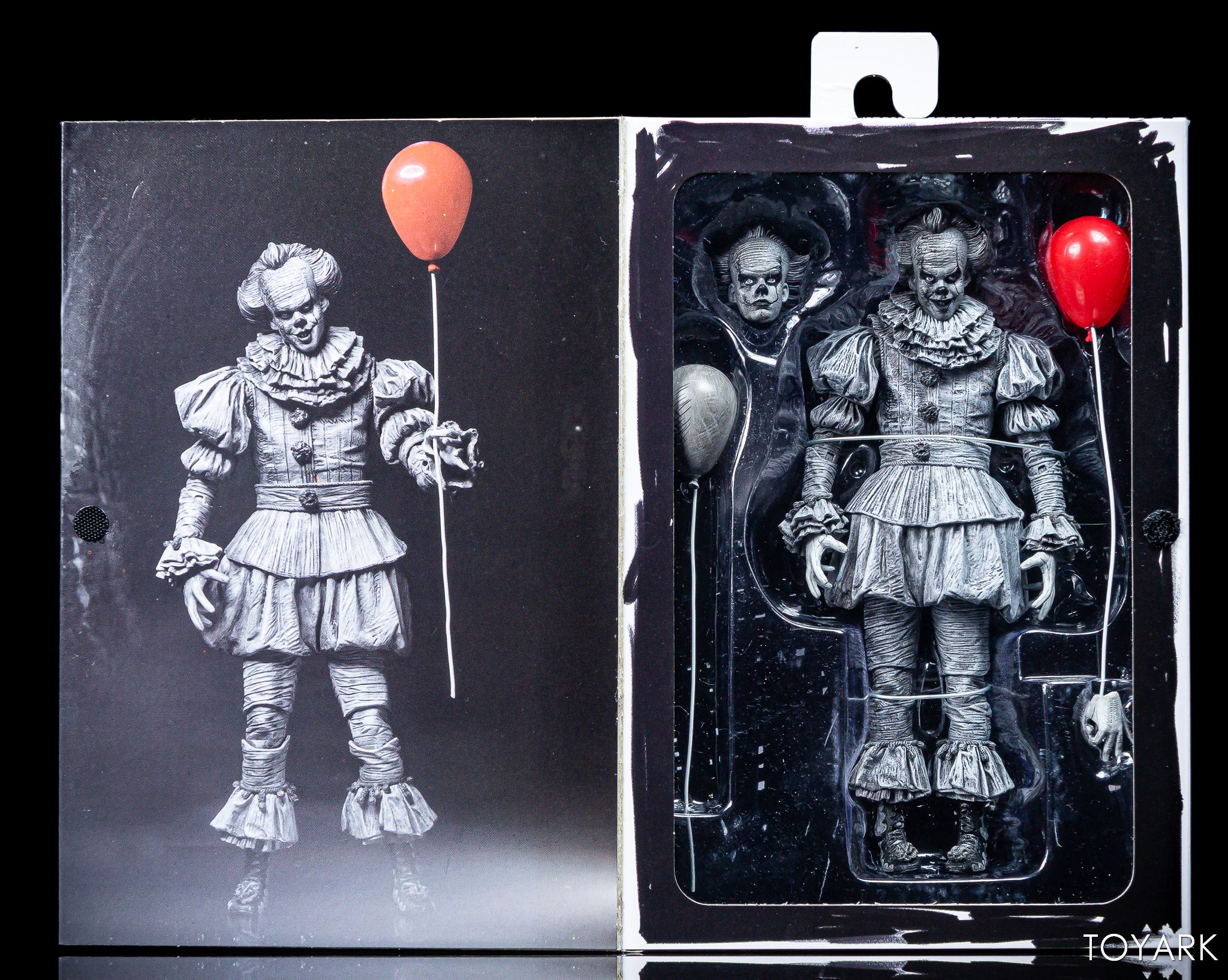 Sdcc 2019 Exklusiv Ultimate Etched Pennywise Träge Ca Neca It Er Ist