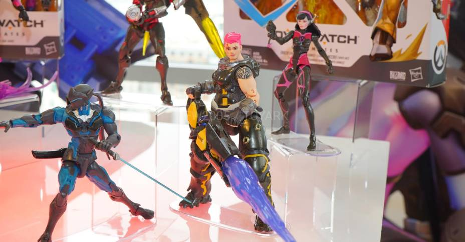 SDCC 2019 Hasbro Overwatch 005