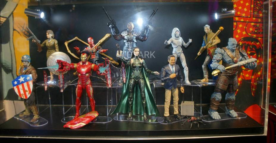 SDCC 2019 Hasbro Wed. Marvel 037