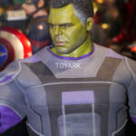 SDCC 2019 Hot Toys Marvel 022