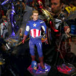 SDCC 2019 Hot Toys Marvel 057