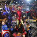 SDCC 2019 Hot Toys Marvel 061