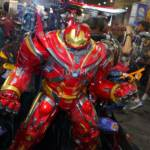 SDCC 2019 Hot Toys Marvel 113