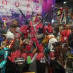 SDCC 2019 Hot Toys Marvel 118