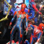 SDCC 2019 Hot Toys Spider Man 011