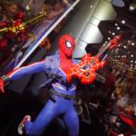 SDCC 2019 Hot Toys Spider Man 016