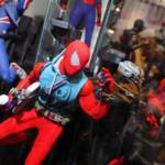 SDCC 2019 Hot Toys Spider Man 018