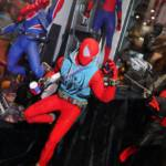SDCC 2019 Hot Toys Spider Man 019