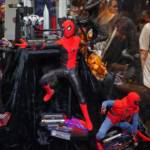 SDCC 2019 Hot Toys Spider Man 020