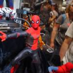 SDCC 2019 Hot Toys Spider Man 021