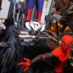 SDCC 2019 Hot Toys Spider Man 022