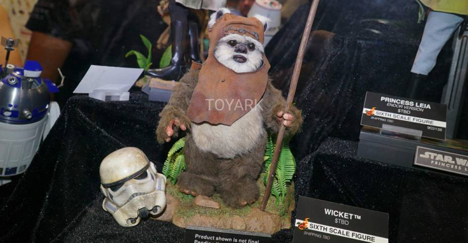 SDCC 2019 Hot Toys Star Wars 016