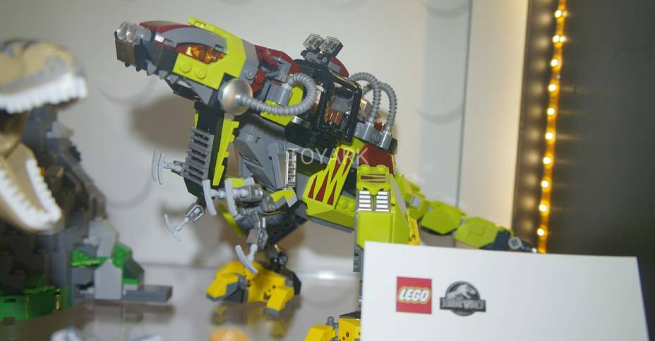 SDCC 2019 - LEGO Marvel, DC Comics, Star Wars, Harry Potter