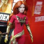 SDCC 2019 Mattel Marvel Barbie 007