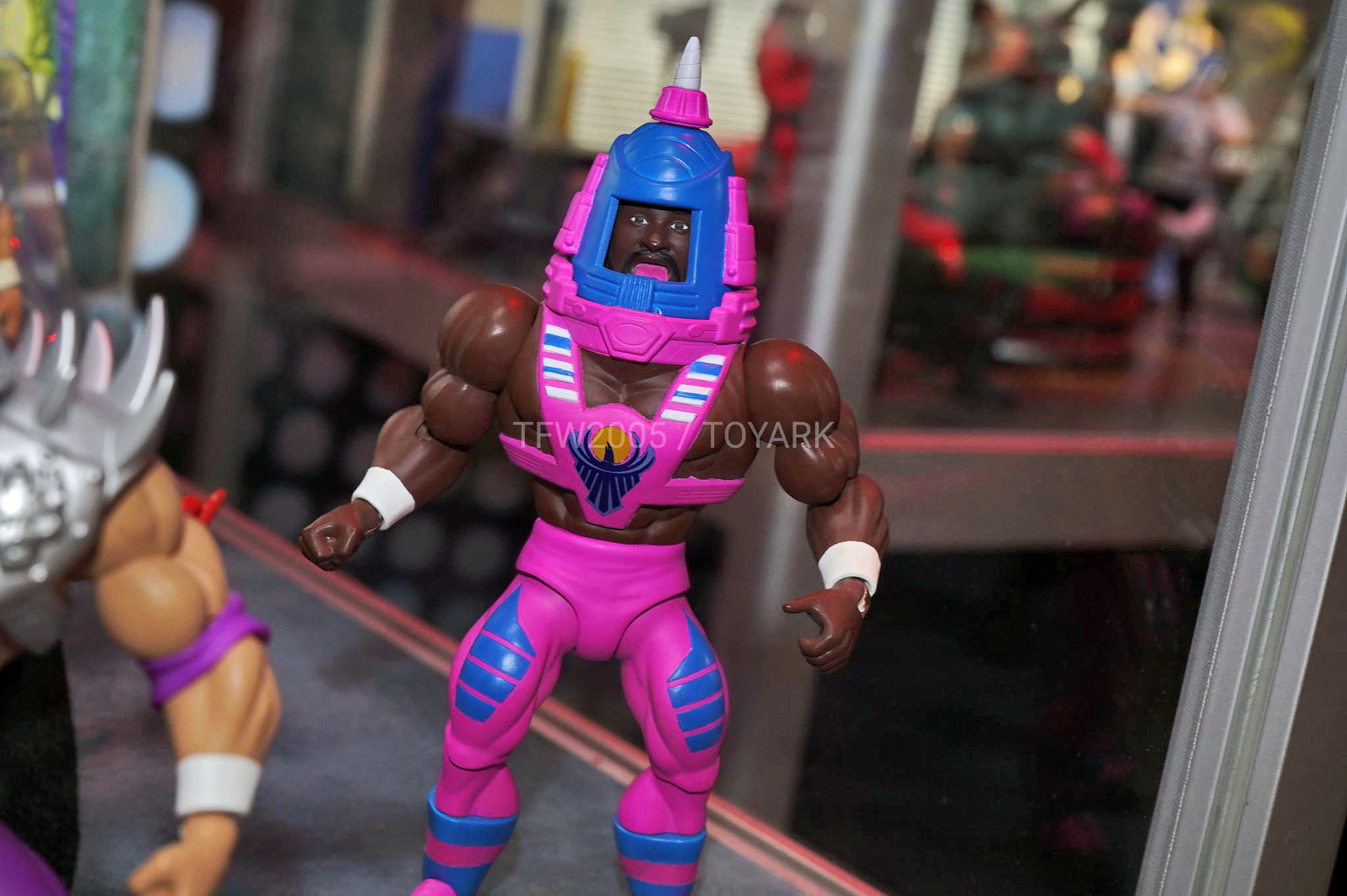 SDCC 2019 Mattel Masters of the WWE 014