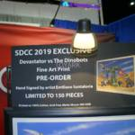 SDCC 2019 PCS Booth 017