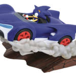 SONIC RACERS GALLERY SONIC PVC STATUE