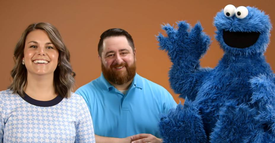 Sesame Street Cookie Monster 2000x