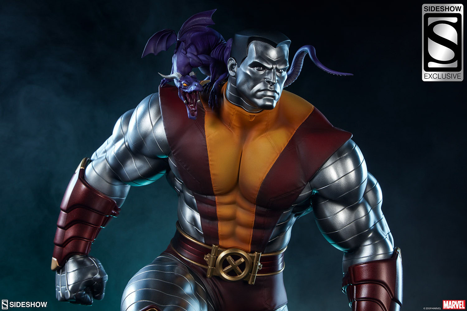 Marvel Comics – Colossus Statue by Sideshow