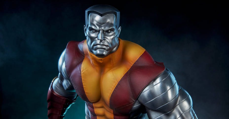Sideshow Colossus Statue 005