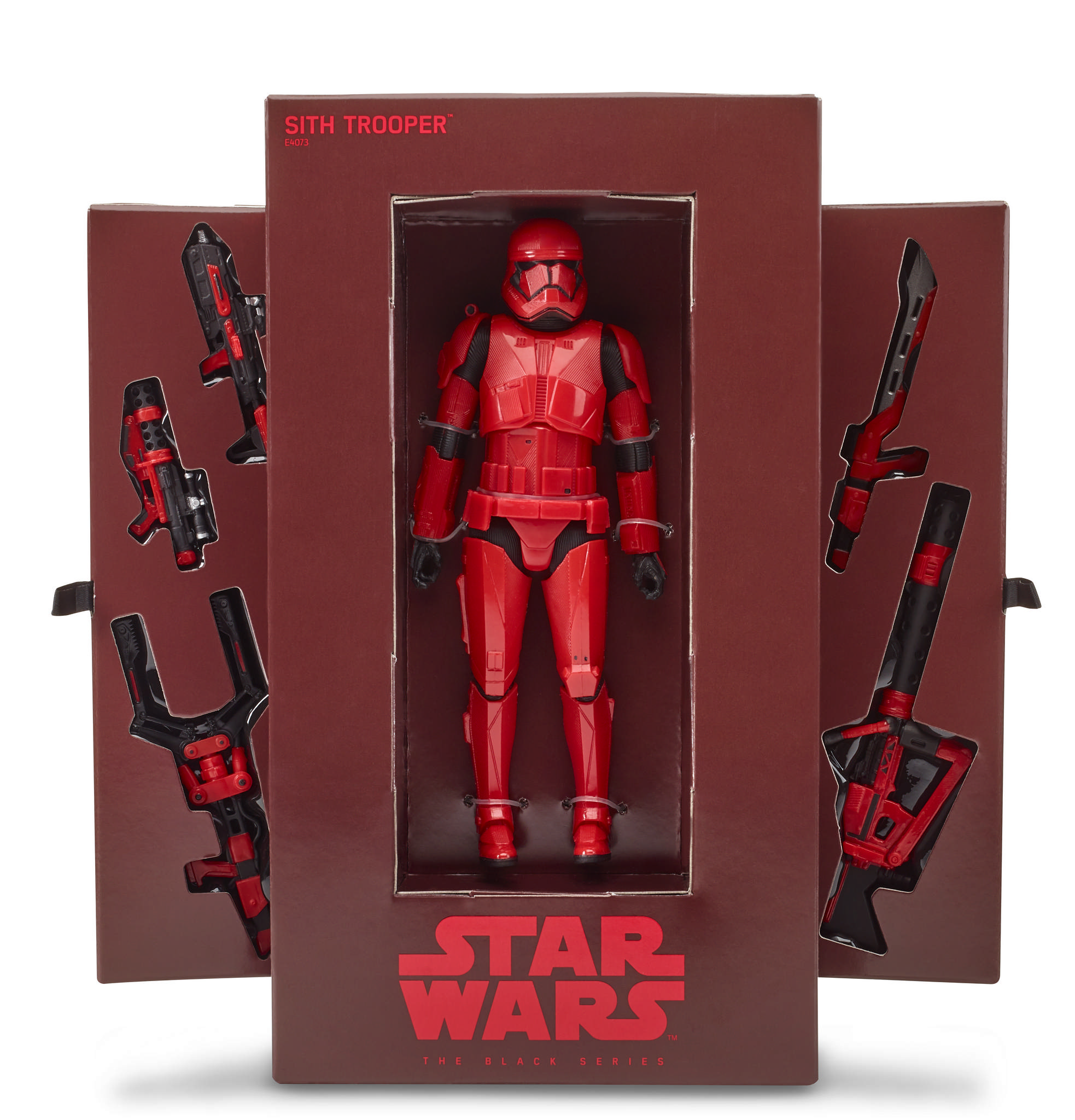 Star Wars Black Series Sith Trooper SDCC 01