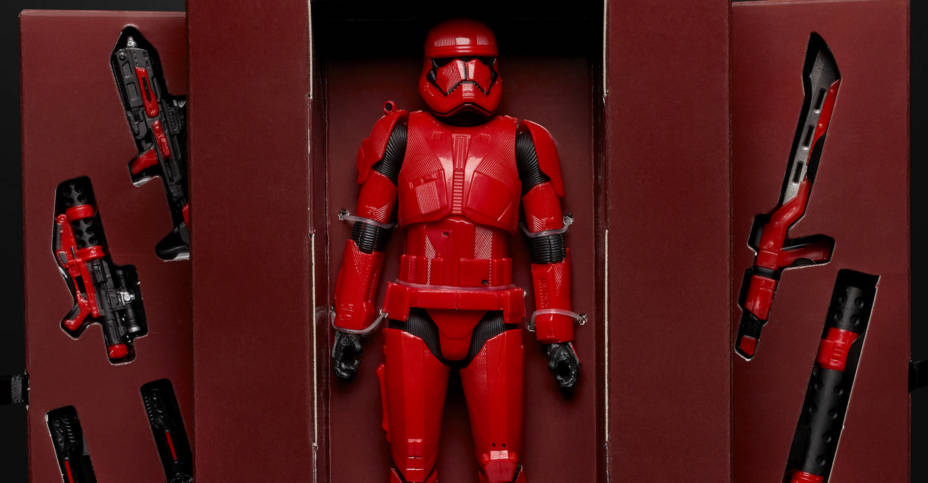 Star Wars Black Series Sith Trooper SDCC 02