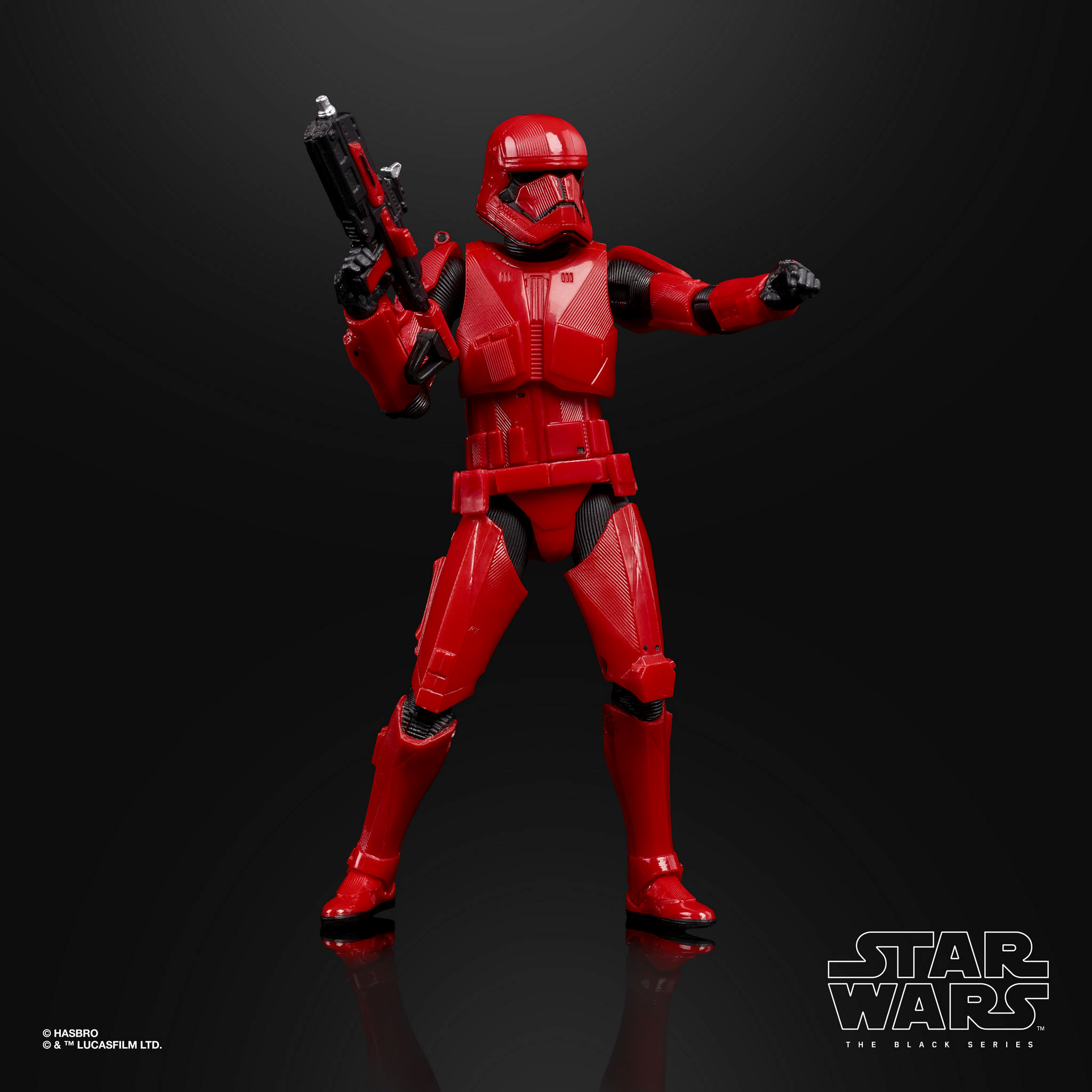 Star Wars Black Series Sith Trooper SDCC 03