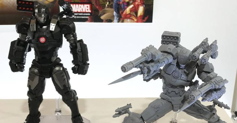 WF2019S Revoltech War Machine 001