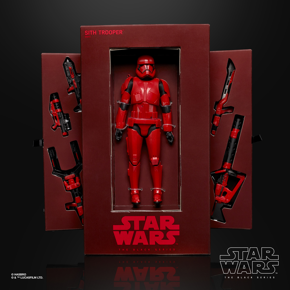 sith trooper black series box sdcc 2019