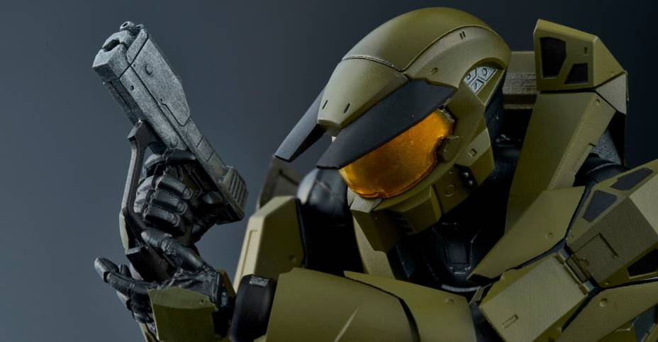 1000Toys Re Edit Master Chief 011