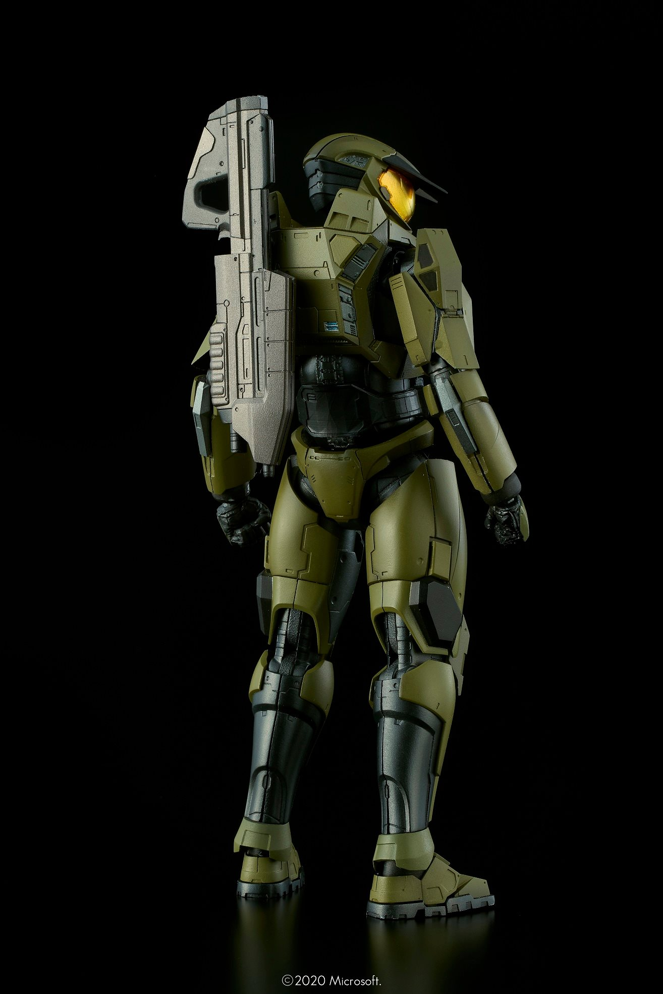 Halo - Re:Edit Master Chief 1/12 Scale Figure by 1000Toys ...
